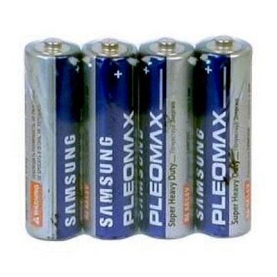 Батарейка R6 Samsung Pleomax trey (по 4шт)