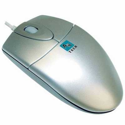 Компьютерная мышка A4Tech OP-720 USB(silver)