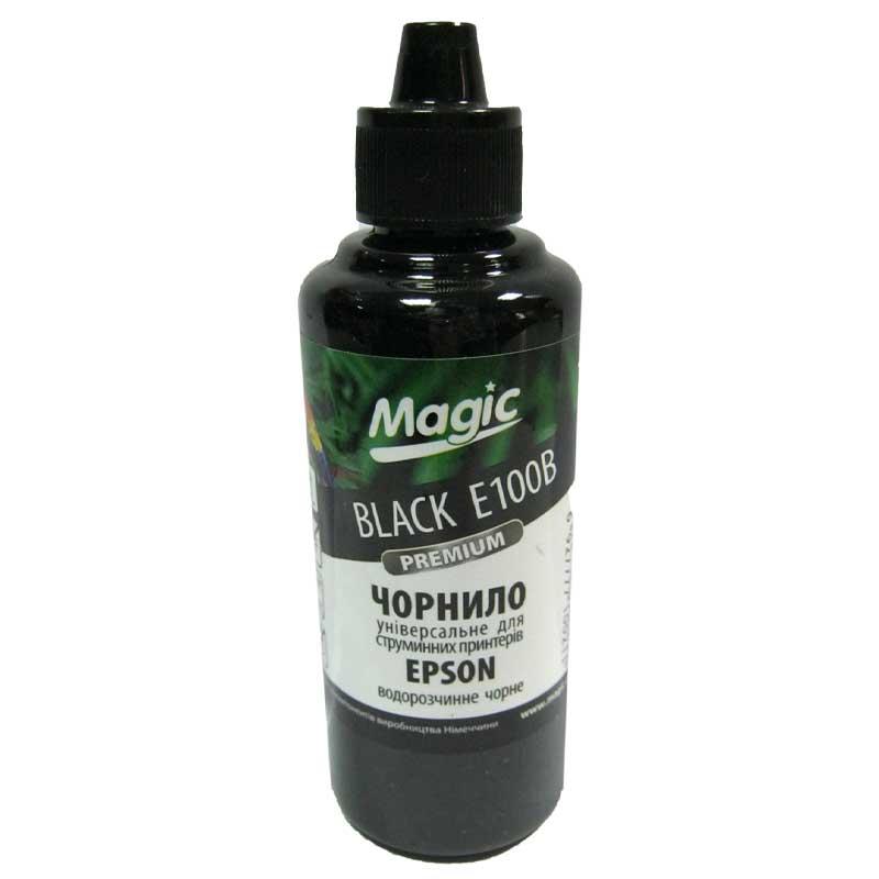 Чернила Magic универсальные Epson black 100ml