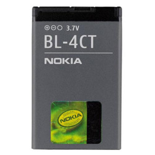 Фото нетАккумулятор для мобильного телефона Nokia BL-4CT