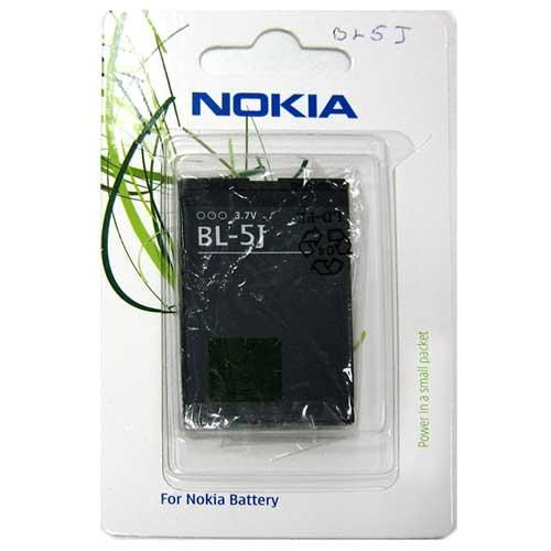 Фото нетАккумулятор для мобильного телефона Nokia BL-5J