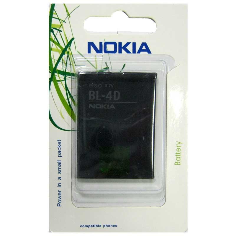Фото нетАккумулятор для мобильного телефона Nokia BL-4D