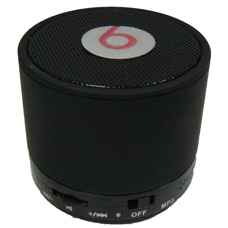 Портативная колонка Bluetooth WS-Q10 мини (аккумулятор.USB;microSD)