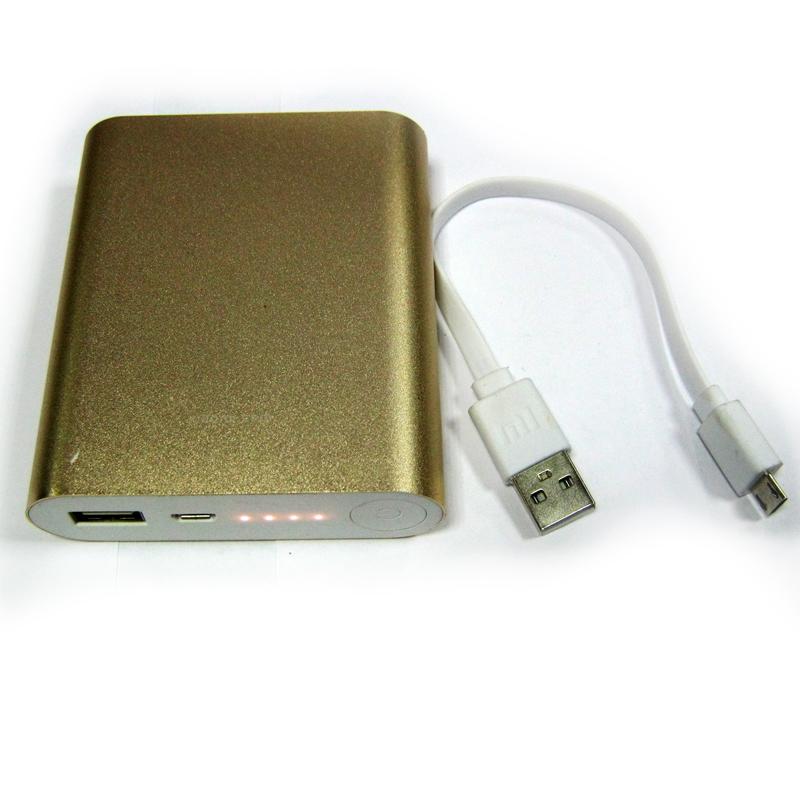 ����������� �������� ���������� Xiaomi USB Charger Li-ion 10400 mAh(5V/2.0A)
