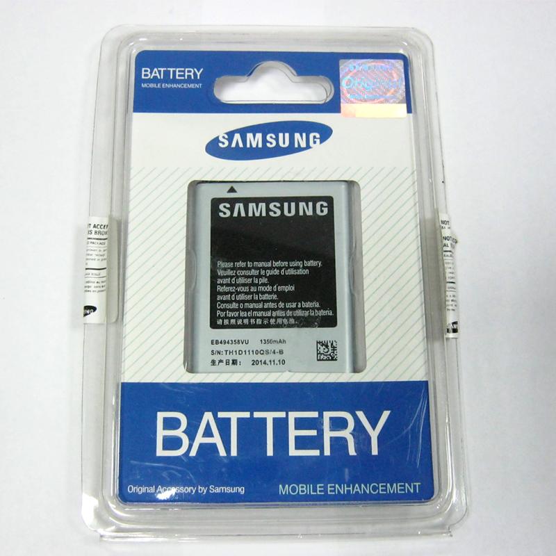 Фото нетАккумулятор для мобильного телефона Samsung S5830 original