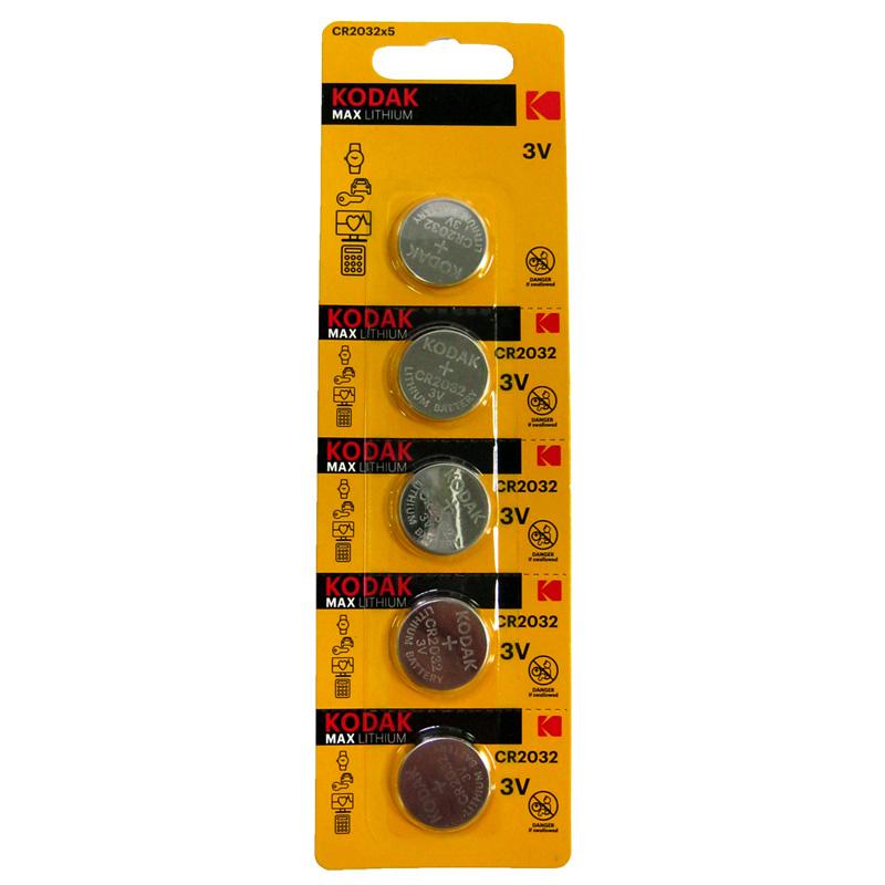 Батарейка Kodak Ultra CR2032 Lithium 3V 1шт.