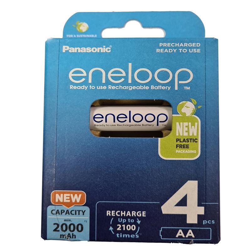 Фото нетАккумулятор R6 Panasonic Eneloop 2100mAh NiMH (предзаряженный!!!) AA