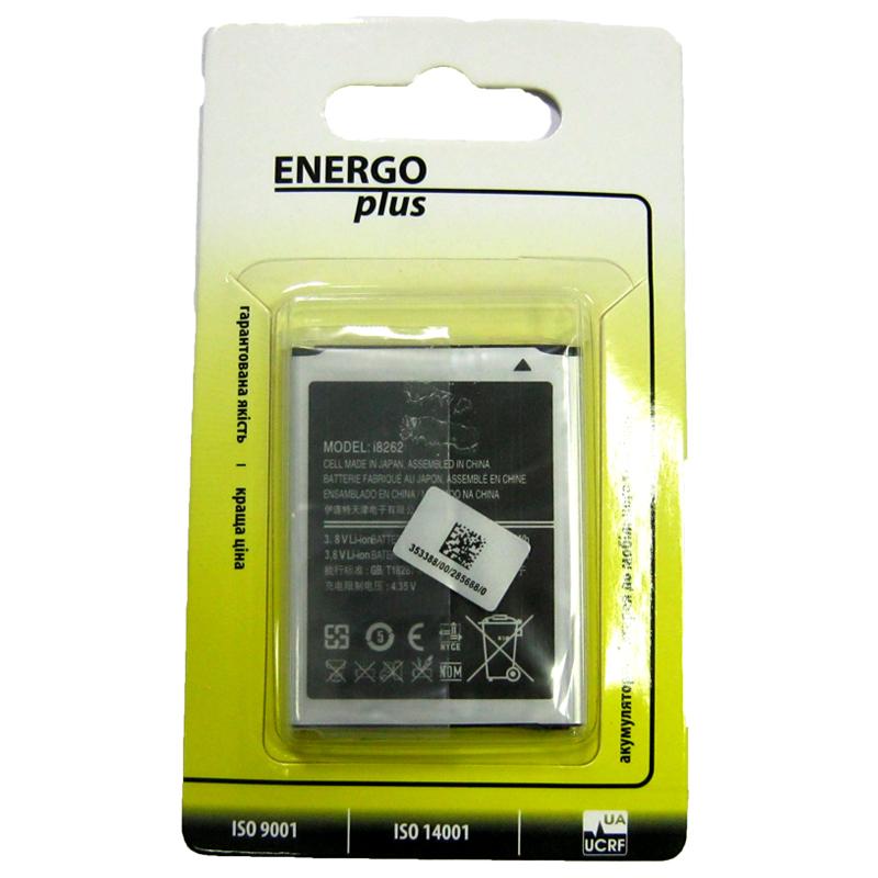 Фото нетАккумулятор для мобильного телефона Samsung i8260;i8262GalaxyCoreDuos