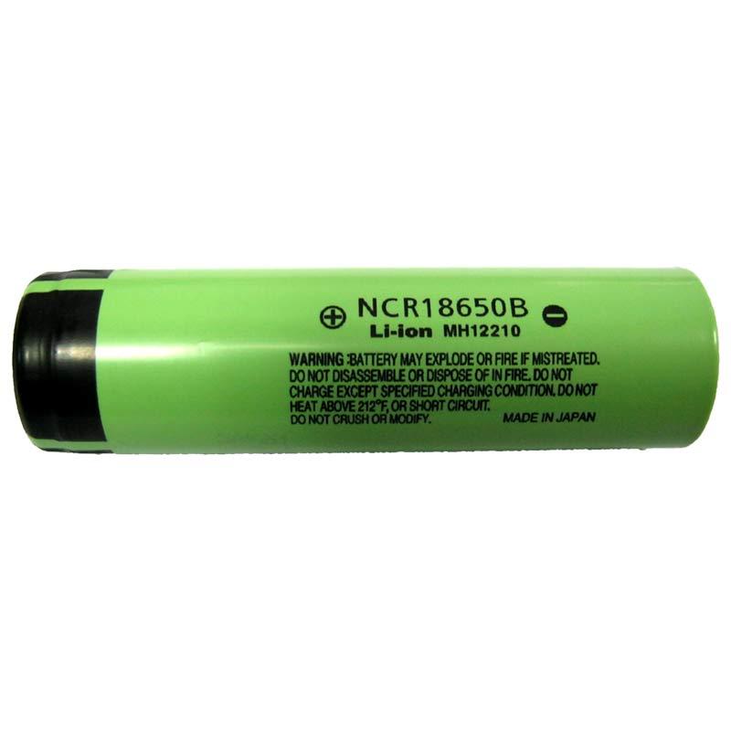 Фото нетАккумулятор литиевый 18650 Panasonic 3400mAh NCR 18650B(Original)Япония 3.7V Li-ion