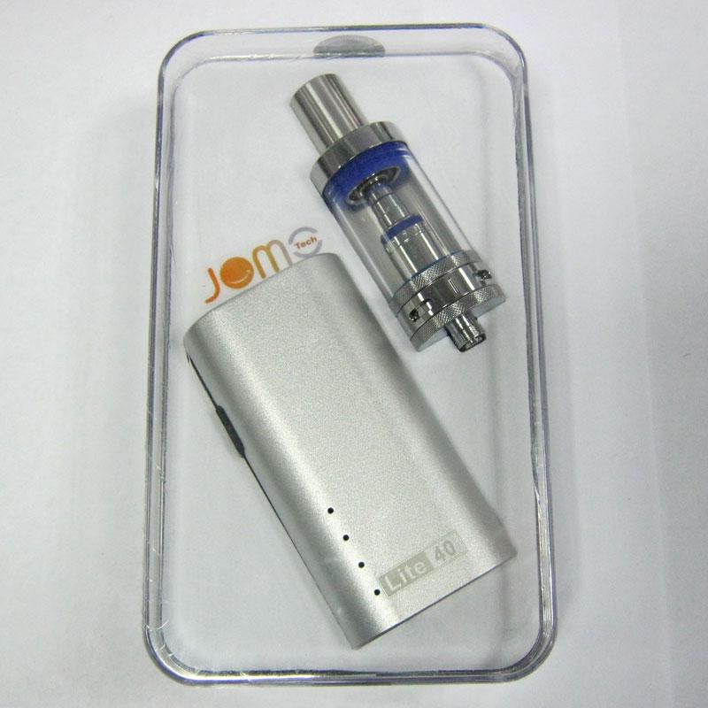 Электронная сигарета Lite40S набор стальной(аккум 2200mAh+кабель microUSB/USB)