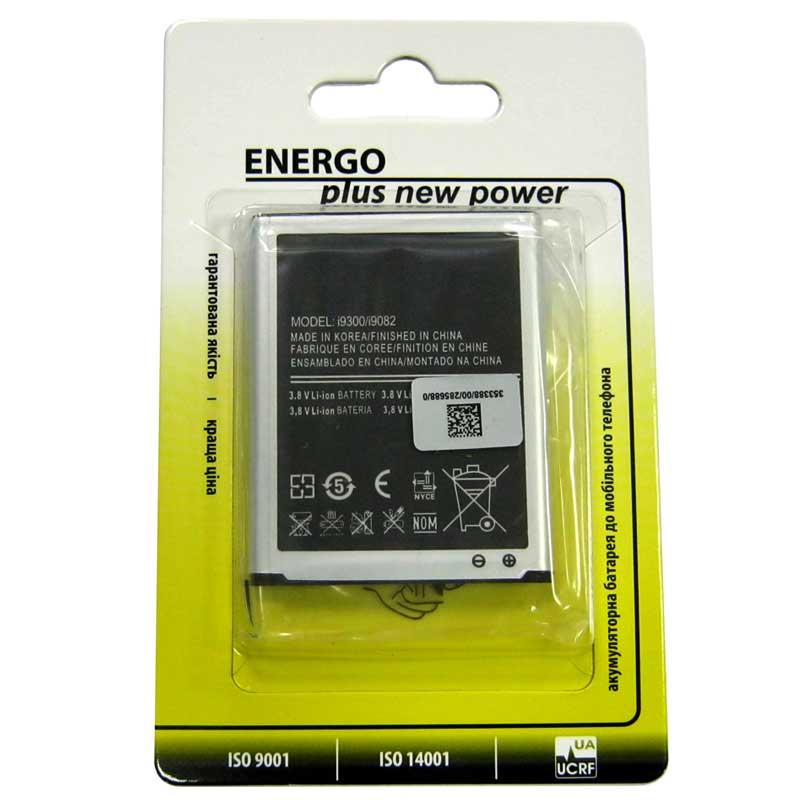 Фото нетАккумулятор для мобильного телефона Samsung i9300/i9082