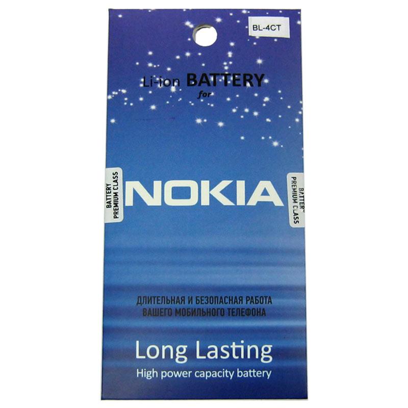 Фото нетАккумулятор для мобильного телефона Nokia BL-4CT(Original)