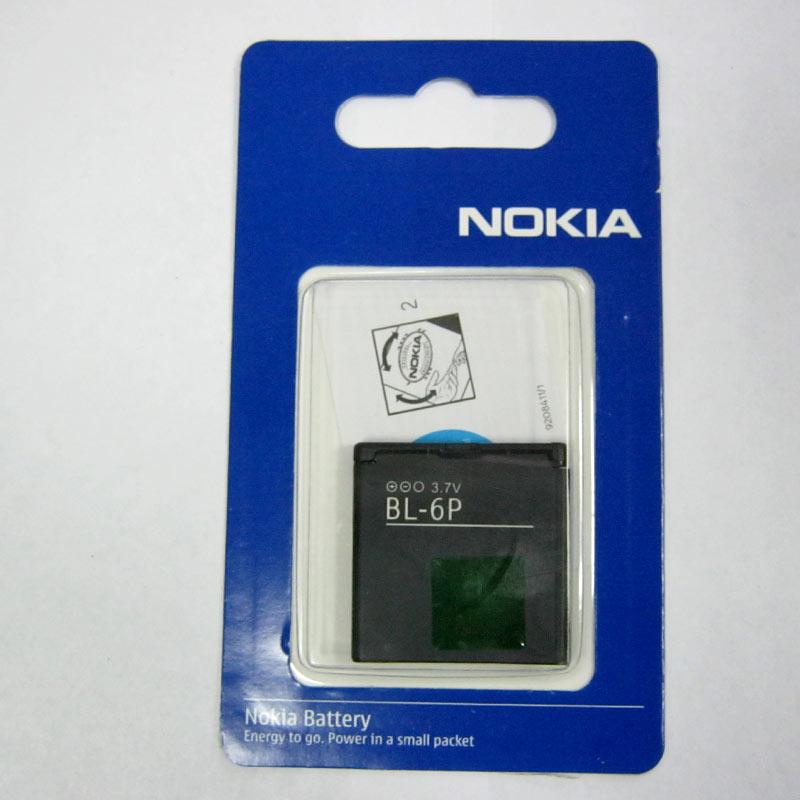 Фото нетАккумулятор для мобильного телефона Nokia BL-6P(Original)