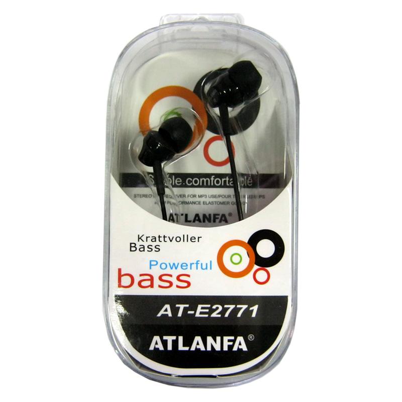 Наушники (Китай) Atlanfa AT-2771 (Супер цена!!!) вакуумные