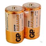 Батарейки R14, LR14 (С) 1,5V