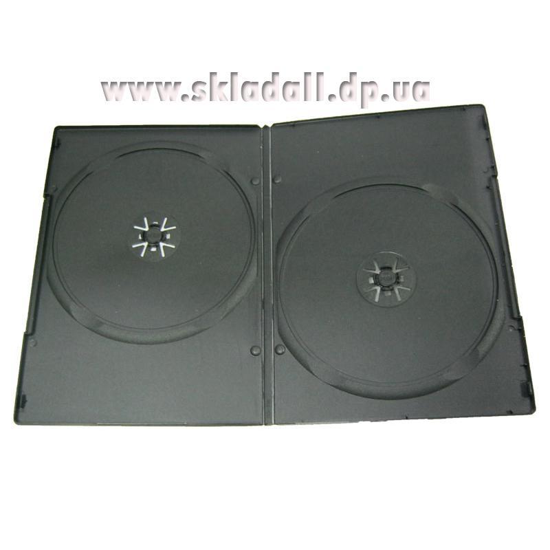 korobka-2dvd-box-14mm-chernyy-glyancevyy