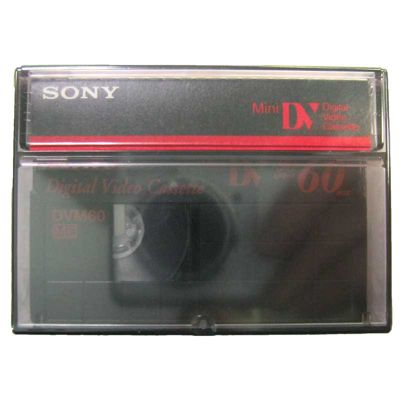 Видеокассета мини DVC Sony DVM-60PR 60мин