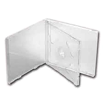 Коробка 2CD-BOX Jewel clear