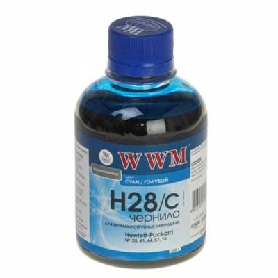 chernila-wwm-dlya-hp-h28-c-cyan-200ml-rasprodazha