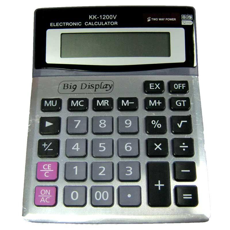 Калькулятор DM-1200V (Китай)