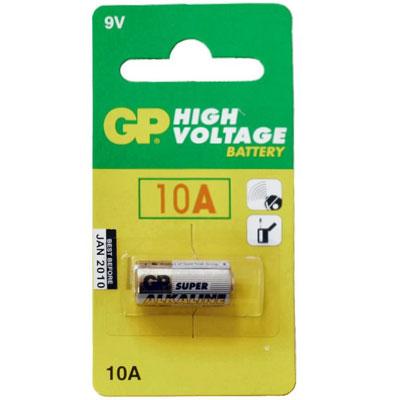 Батарейка 10А (L1022) GP 9V блистер (для сигнализации)
