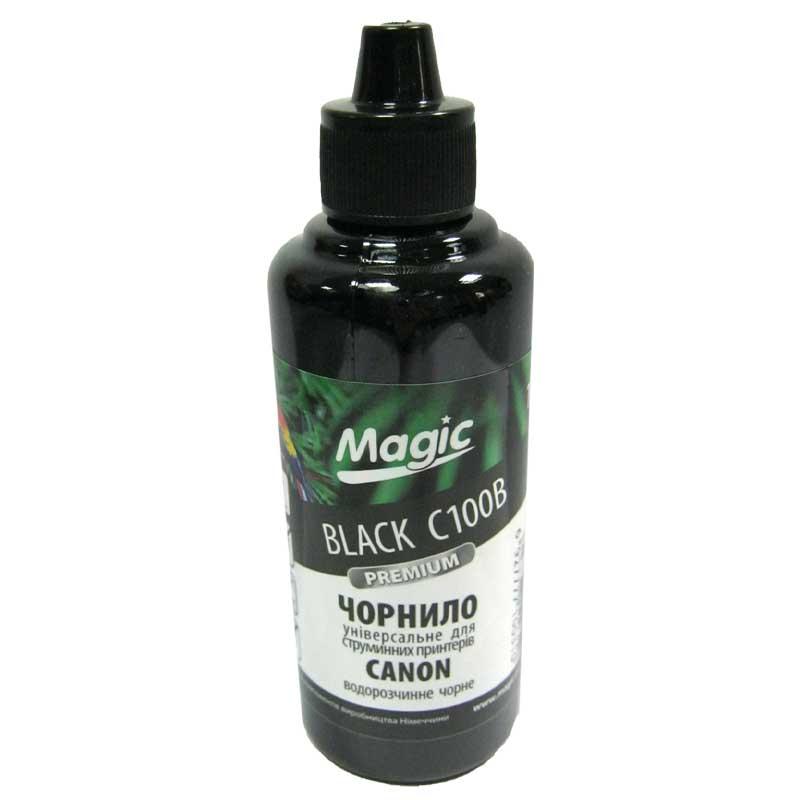 Чернила Magic универсальные Canon black 100ml