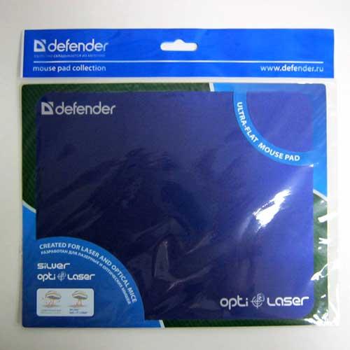 Коврик Defender opti-laser plastic 220x180x4 (50410)