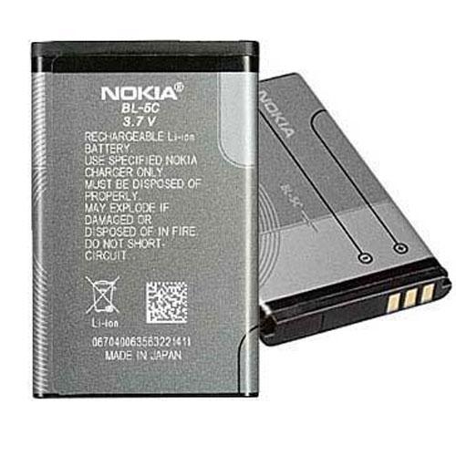 Аккумулятор для мобильного телефона Nokia BL-5C