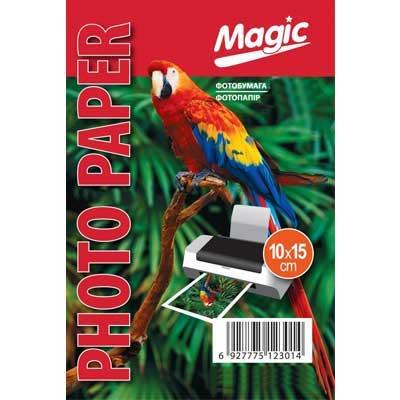 Фотобумага Magic A6 Inkjet Matte Paper 100л 170г/м2 матовая(10х15 см)