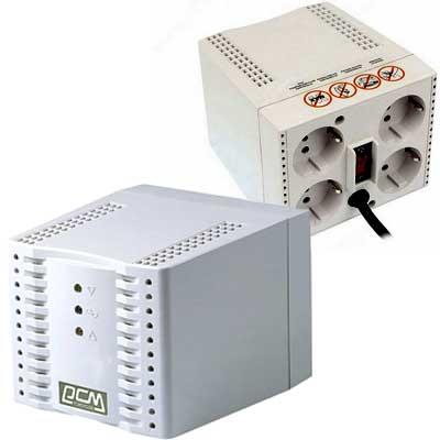 Стабилизатор Powercom TCA-1200 (600W)