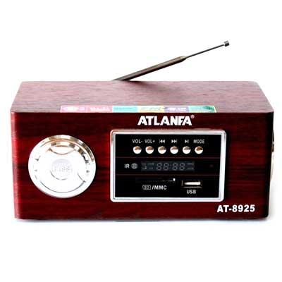 Портативная колонка Atlanfa AT-8925(Распродажа!!!) (USB;SD)