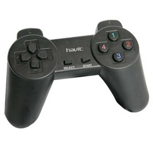 Игровой манипулятор Havit HV-G60 black USB