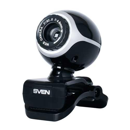 Web камера Sven-300WEB USB 1.3Mp(с микрофоном)(Акция!!!)
