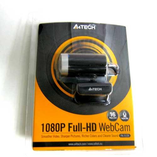 Web камера A4 TECH PK-910H 2.0Mp, Full-HD 1080p(с микрофоном)