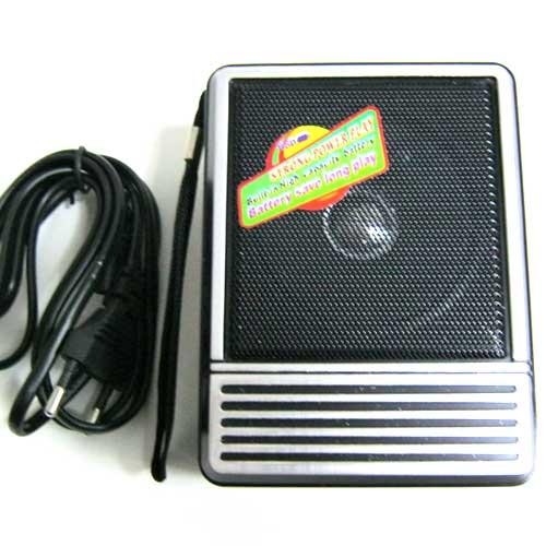 Портативная колонка Atlanfa AT-9130(Распродажа!!!)(аккумулятор+сеть.USB;SD)