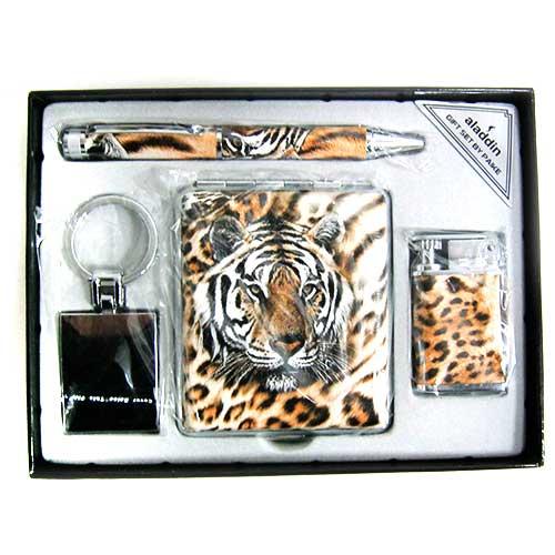 Набор Aladin ( 4 предмета) с тигром 6336(Распродажа)