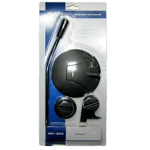 mikrofon-sven-mk-200-black