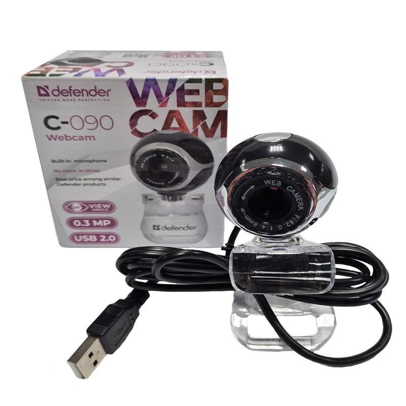 Web камера Defender C-090 1.3 Mp(с микрофоном)(Акция!!!)