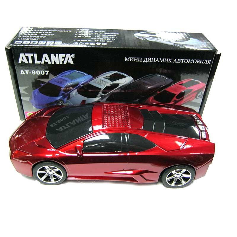 Портативная колонка Atlanfa AT-9007 (Автомобиль)(Распродажа!!!)USB;microSD
