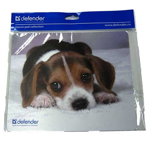 Коврик Defender silk 220x180x4 (507062) собачки;кошки в ассорт.