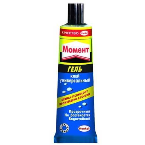Клей Henkel Момент гель 30ml