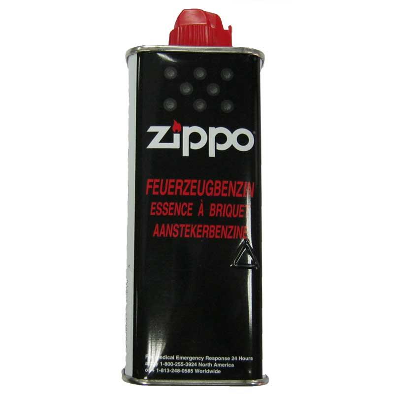 Бензин ZIPPO (фирменный) 133ml черный