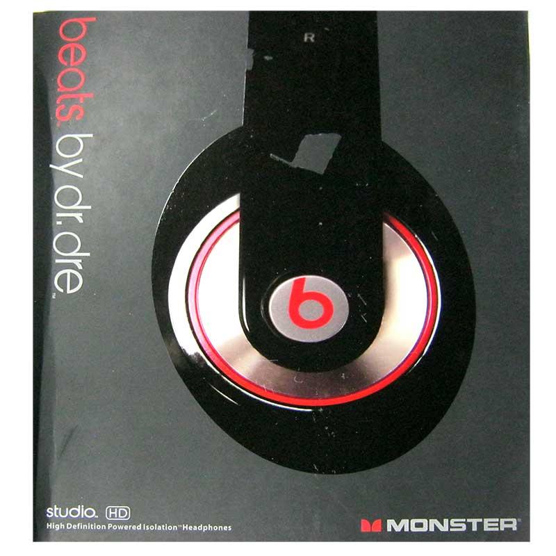 Наушники (Китай А) Monster dr.dre. Studio HD(Распродажа!!!)black(складные,класс А)