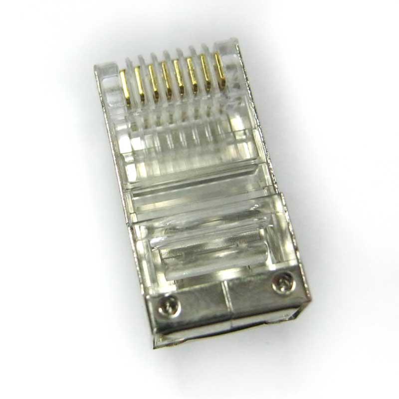 Коннектор RG-45 cat.5 (для витой пары)