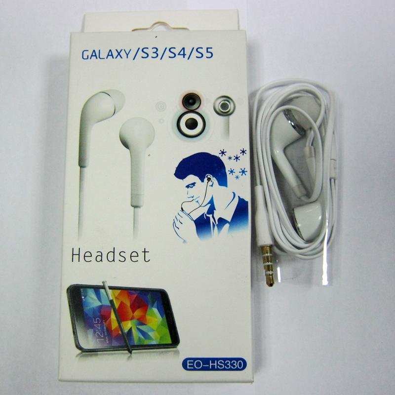 Гарнитура для телефона (Китай А) Samsung J5(EO-HS330) вакуум.