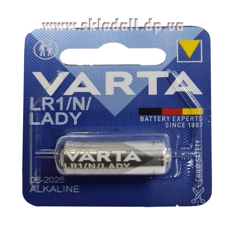 Батарейка LR1 MN9100(1,5V) VARTA