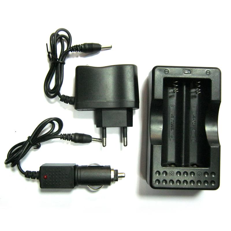 Зарядное устройство для Li-ion аккумуляторов A BL186B 3in1(на 2шт 18650) 4,2V/500mA