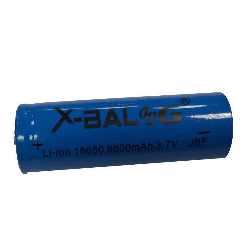 Аккумулятор литиевый 18650 Bailong Gold 6800mAh 3.7V Li-ion