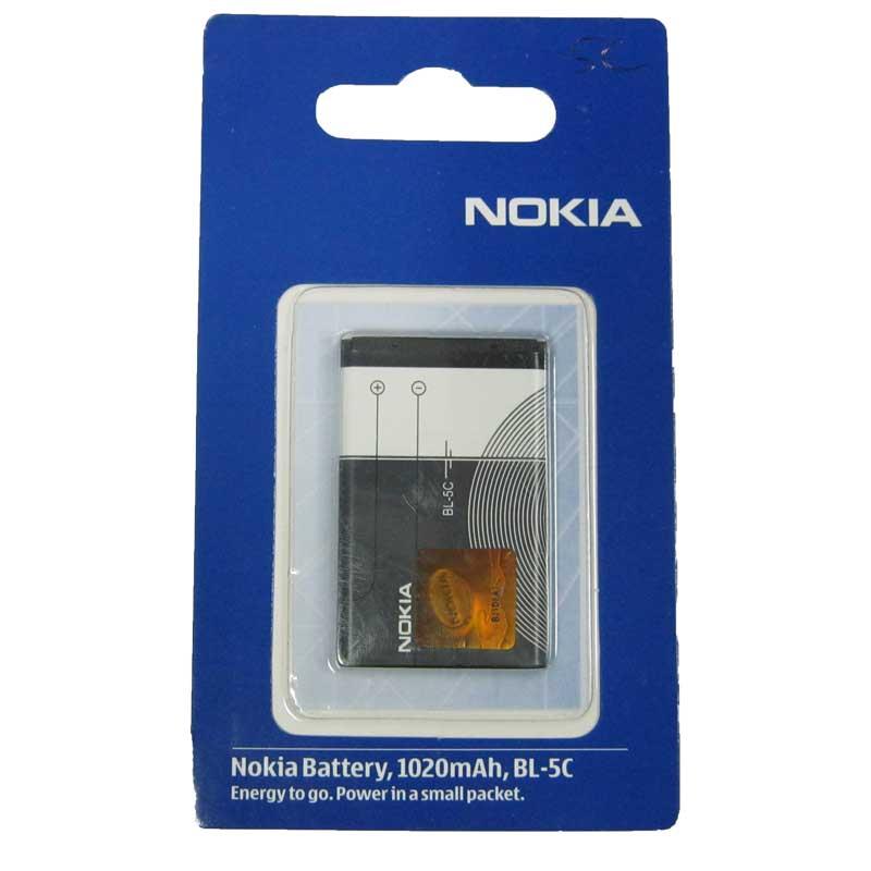 Аккумулятор для мобильного телефона Nokia BL-5C (Original)