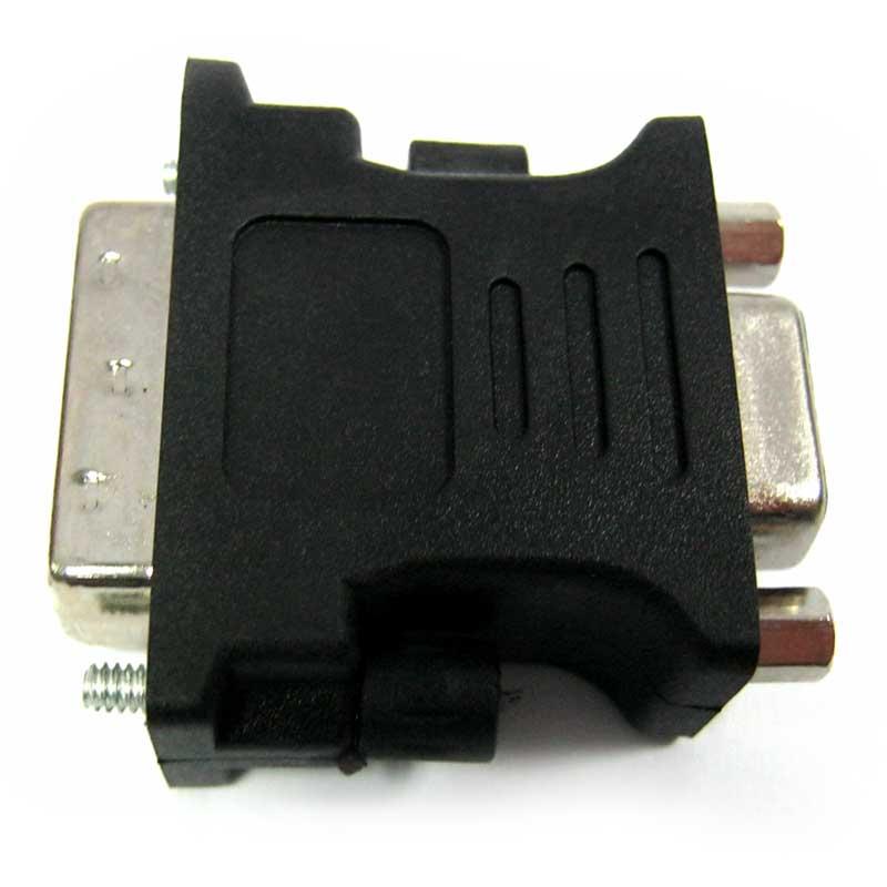 Переходник AT-com DVI-I(шт.24+5)-VGA(гн.)